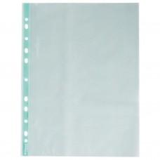 Файл BUROMAX А4, 40мкм, PROFESSIONAL, 100шт, green (BM.3810-04)