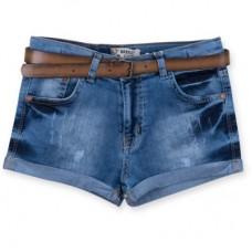 Шорты Breeze с ремнем (20063-128G-jeans)