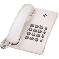 Телефон 2E AP-210 White (680051628752)